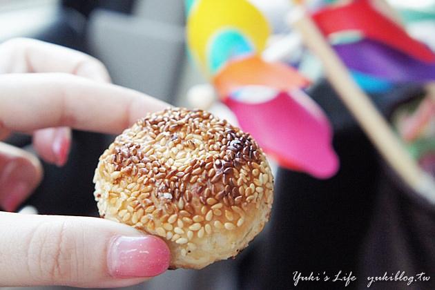 [士林美食]*南港老張炭烤-老麵烤餅 ~ 小東西‧大美味 - yukiblog.tw