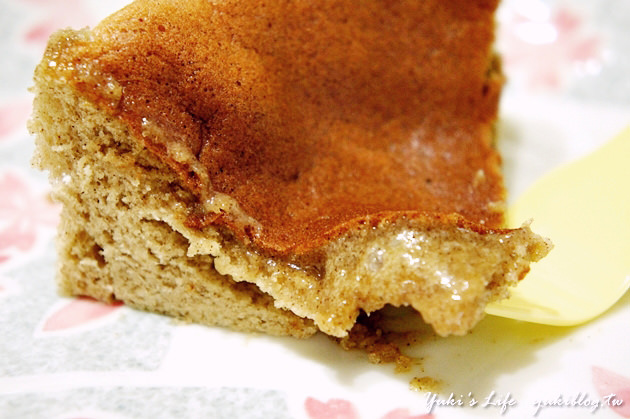 諾亞半熟蛋糕