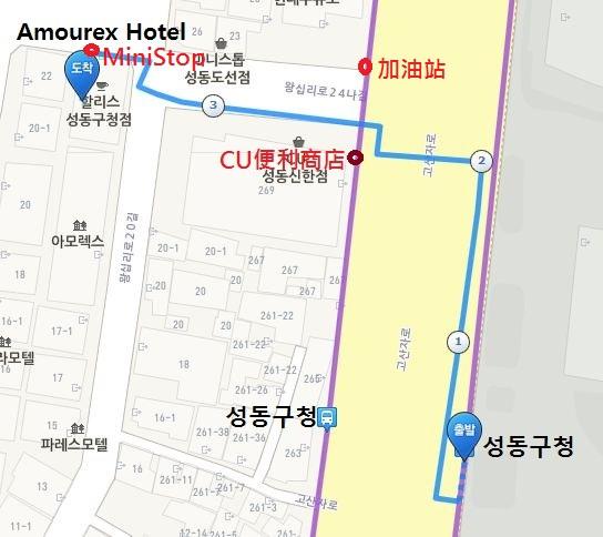 [韓國‧首爾行2+1]*2*如何搭機場巴士 + 艾默瑞克酒店 Amourex Hotel (交通‧路線‧房間設備)(2013.3月份.6100、6101、6102路線有更改) - yukiblog.tw
