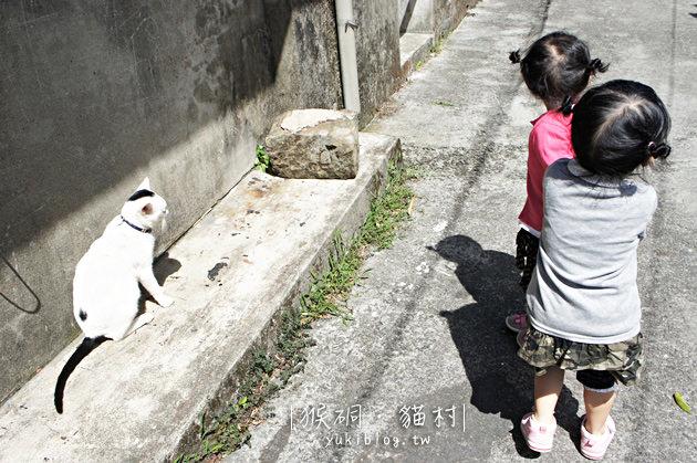候硐/猴硐貓村