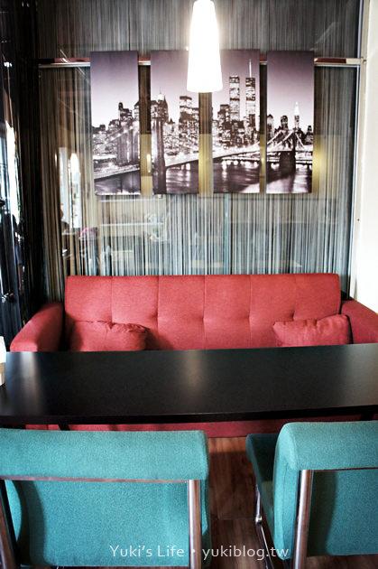 [桃園食記]*Relax'n cafe 放鬆吧‧早午餐&草莓香蕉煎餅塔之約     »邀約 - yukiblog.tw
