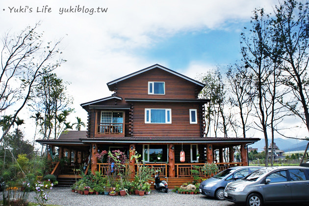 [宜蘭住宿]*冬山‧北方札特North Zart‧有溫度有香氣的香杉木屋 - yukiblog.tw