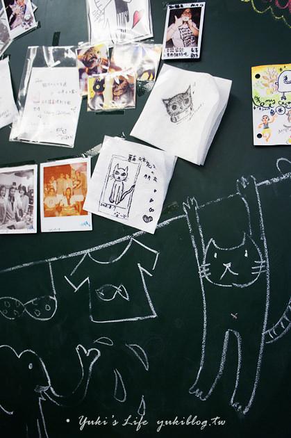 [台北食記]*貓咪先生的朋友‧貓ちゃんの友達 ~ 近捷運忠孝復興站‧貓兒可愛.餐點好吃 ≡^ω^≡ - yukiblog.tw