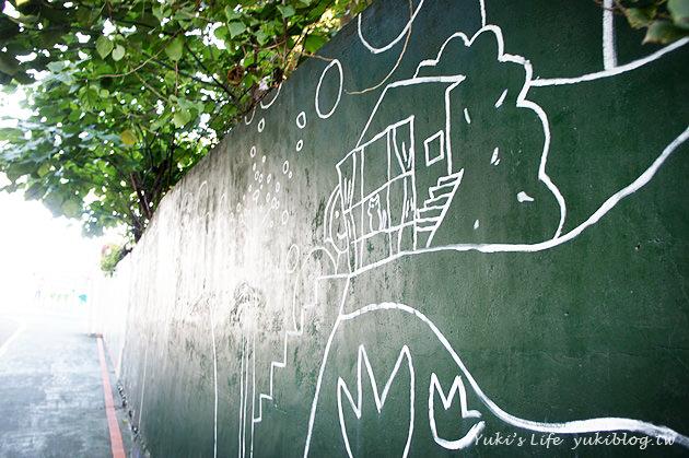[台北遊記]*公館‧寶藏巖國際藝術村 ~ 寂靜城中小九份 (近公館捷運站) - yukiblog.tw
