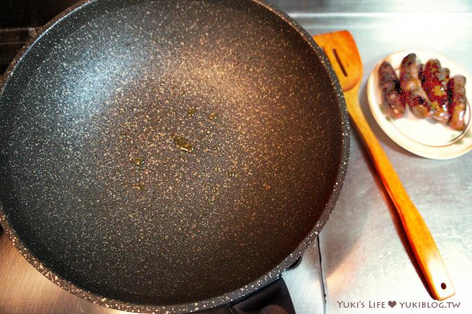 [廚房逸品]*ZAWA歐廚寶奈米鈦讚鍋‧燃燒主婦魂.好想下廚呀~~ (內有多道料理分享❤) - yukiblog.tw