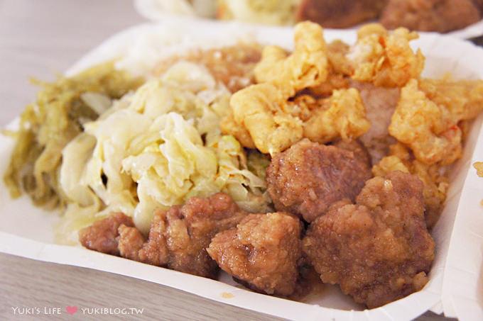 西港菜市場- 經濟蝦仁控肉便當