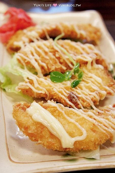 [樹林美食]*阿一壽司 ~ 各式手作料理都美味好吃.炸蝦像隻孔雀 (樹林火車站旁)  - yukiblog.tw