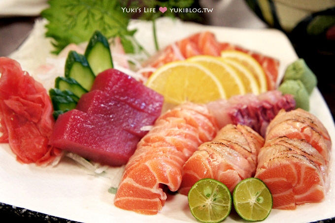 [樹林美食]*阿一壽司 ~ 各式手作料理都美味好吃.炸蝦像隻孔雀 (樹林火車站旁)