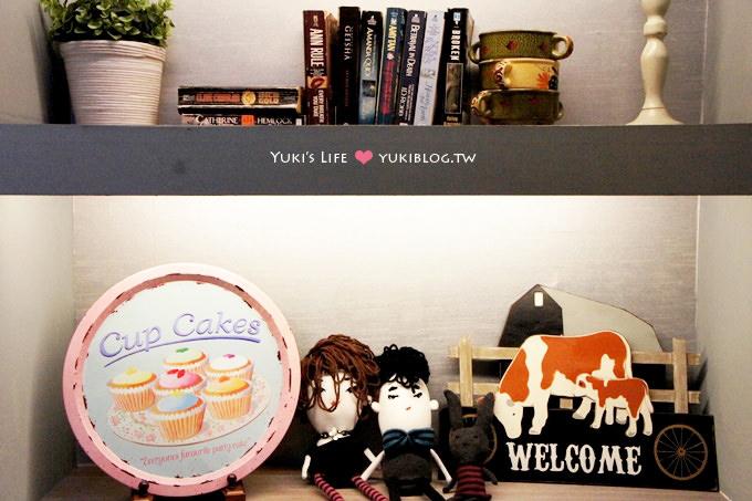[台北食記]*sabrina house 紗汀娜好食‧簡約鄉村風格.女孩兒的下午茶最愛 ❤ (民權西路站) - yukiblog.tw