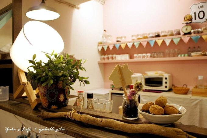 [台北松山]*小散漫c'est si bon。手作‧雜貨‧咖啡‧蔬食 ~ 慢慢的.輕鬆的.日雜風格下午茶 - yukiblog.tw