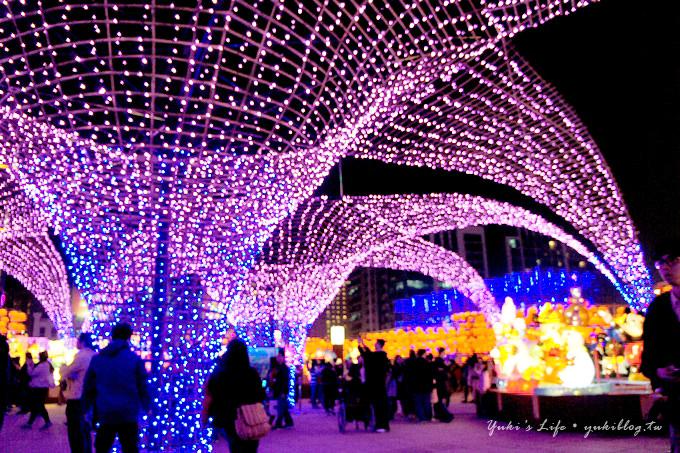[新竹燈會]*2013台灣燈會氣勢磅礴‧日本青森縣睡魔踩街遊行 - yukiblog.tw