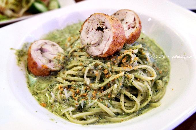 [台北食記]*Encore Pasta 安可義大利麵   (近捷運東門站‧永康街美食) - yukiblog.tw