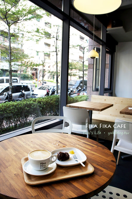 [台北下午茶]*Fika Fika Cafe‧戀上北歐風格咖啡館 ❤松江南京站
