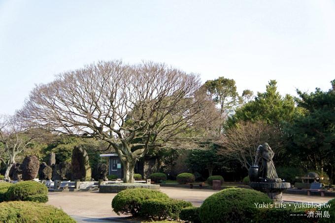韓國濟洲島旅行【自然史博物館】了解濟洲綜合概況 - yukiblog.tw