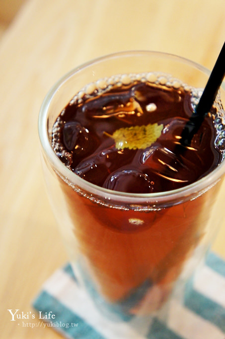 [台北下午茶]*民生社區〈六丁目Cafe〉● 咖啡‧輕食‧貝果‧可愛拉花 - yukiblog.tw