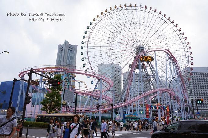2013日本┃橫濱Yokohama Landmark Tower地標塔❤港未來區夜景 - yukiblog.tw