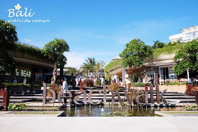 峇里島庫塔新景點【BeachWalk Mall】最新購物中心.開放式的購物環境超浪漫!
