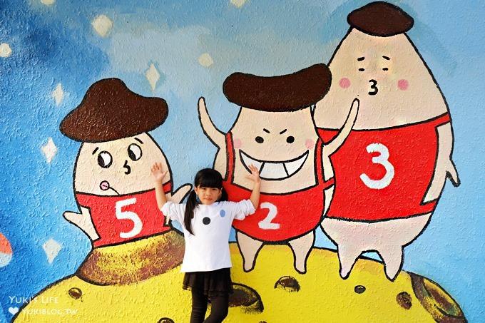 彰化親子景點【魔菇部落生態休閒農場】大草皮沙坑溜滑梯×六星級菌菇工廠   Yukis Life by yukiblog.tw