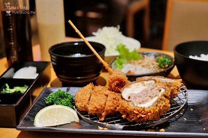 【新宿勝博殿】腰內野菜套餐新品上市×百吃不膩經典日式炸豬排推薦餐廳