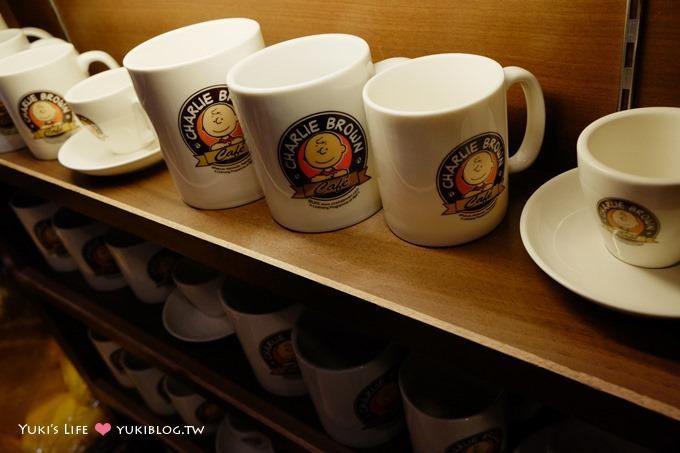 【香港自由行】查理布朗咖啡專門店‧史努比迷必訪特色咖啡甜點店@地鐵尖沙咀   Yukis Life by yukiblog.tw