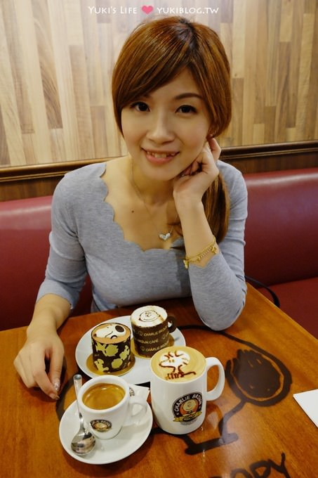 【香港自由行】查理布朗咖啡專門店‧史努比迷必訪特色咖啡甜點店@地鐵尖沙咀