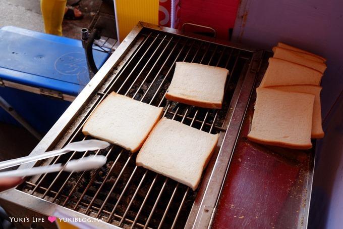 樹林美食【碳烤優格三明治、脆皮蔥抓餅】樹林火車站前站營養碳烤土司、小吃、早餐 - yukiblog.tw