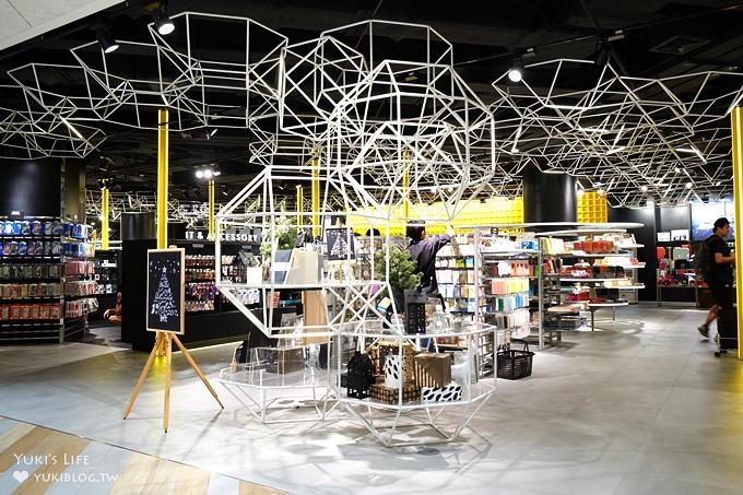 曼谷親子自由行【Siam Discovery】充滿科技感設計的百貨公司~是逛街還是看設計?