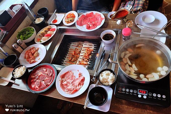 巴里岛/峇里岛美食【SAMA-SAMA日式韩式烧烤】换个口味吃吃看 - yukiblog.tw