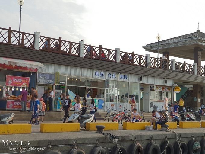 新北景點【淡水漁人碼頭】輕鬆看海親子景點×米飛兔、南洋風草屋涼亭情人座 - yukiblog.tw