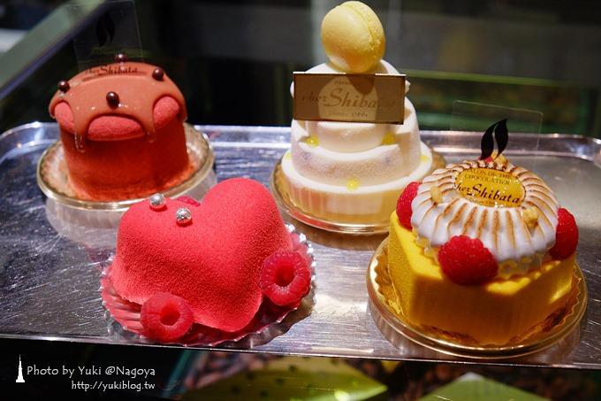 日本名古屋┃Chez Shibata柴田西點‧排隊甜點名店 (地鐵覺王山站)