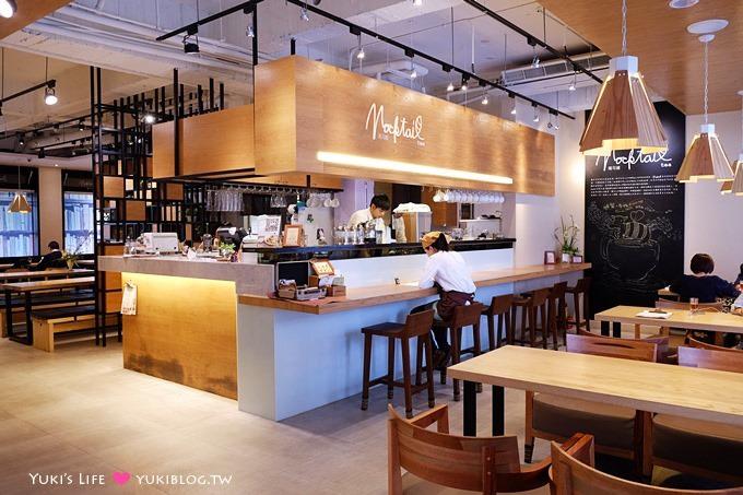 台北下午茶【Mocktail Tea 瑪可緹】春水堂品牌.鬆餅飲料、茶冰淇淋都好吃 @松江南京站