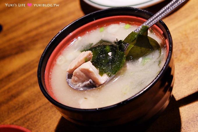 台北食記【魚心鰻魚飯日本料理】老饕級的老牌店裝及料理! @松江南京站 - yukiblog.tw