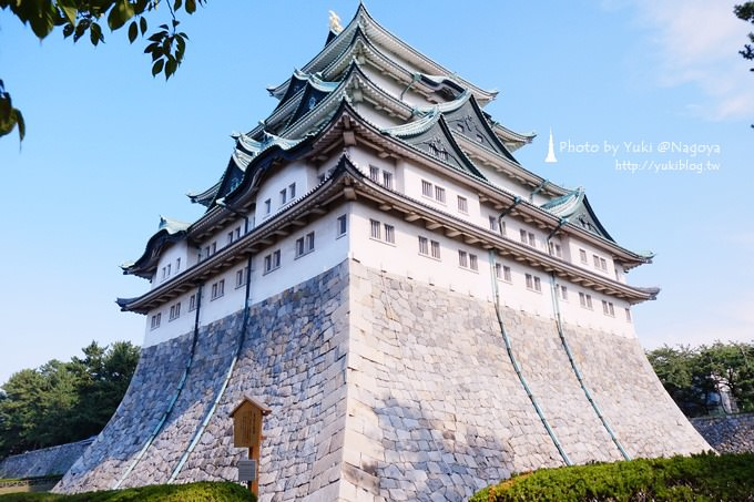 日本‧名古屋┃名古屋城‧天守閣&本丸御殿~必逛的美麗古城 (富士X-M1旅拍)