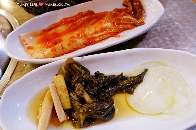 韓國首爾自由行【황토골平價烤肉】會說中文的便宜豐富烤肉店.帶小孩很方便(忠武路站) - yukiblog.tw