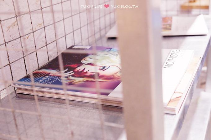 板橋美食┃方屋FOUND HOUSE‧工業混搭北歐風 (近新埔站輕鬆用餐好地方) - yukiblog.tw