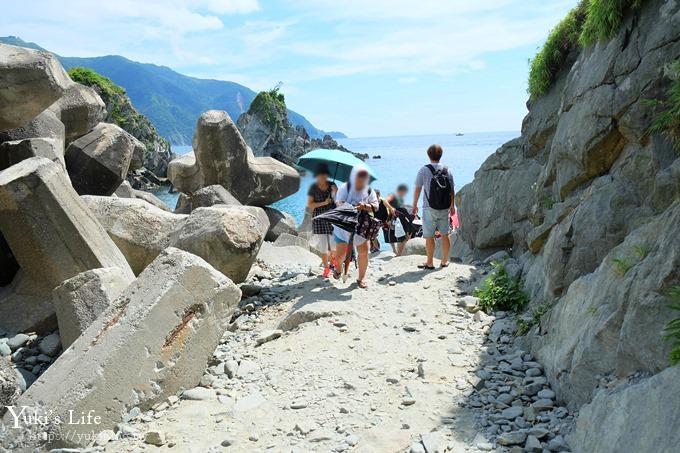 宜蘭景點【東澳粉鳥林】超美秘境海灘×免費親子景點、親子一日遊 - yukiblog.tw