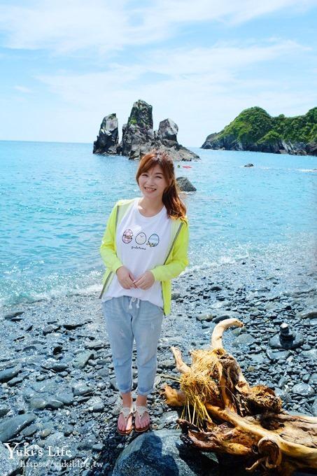 宜兰景点【东澳粉鸟林】超美秘境海滩×免费亲子景点、亲子一日游 - yukiblog.tw