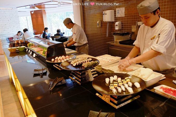 【香港柏寧酒店Park Lane hotel】Cafe One 咖啡廳‧豐富飯店早餐&午餐 @銅鑼灣 - yukiblog.tw