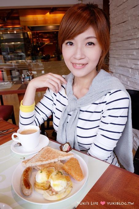 【香港柏寧酒店Park Lane hotel】Cafe One 咖啡廳‧豐富飯店早餐&午餐 @銅鑼灣