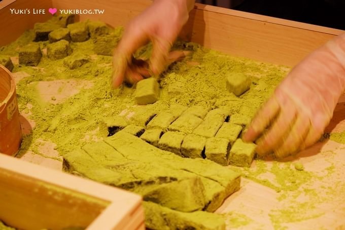 台北美食【108抹茶茶廊】京站店開幕~真的好抹茶! 霜淇淋看起來也好好吃 - yukiblog.tw