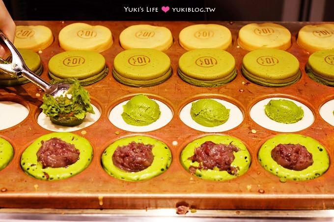 台北美食【108抹茶茶廊】京站店開幕~真的好抹茶! 霜淇淋看起來也好好吃