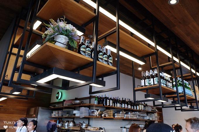 曼谷特色早午餐【ROAST】超高人氣泡泡咖啡與草莓鬆餅甜點(澎蓬站The EmQuartier百貨內×曼谷親子景點) - yukiblog.tw