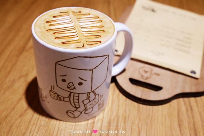 台北松山【de'A】包包雜貨咖啡店、民生社區安靜的小店 - yukiblog.tw