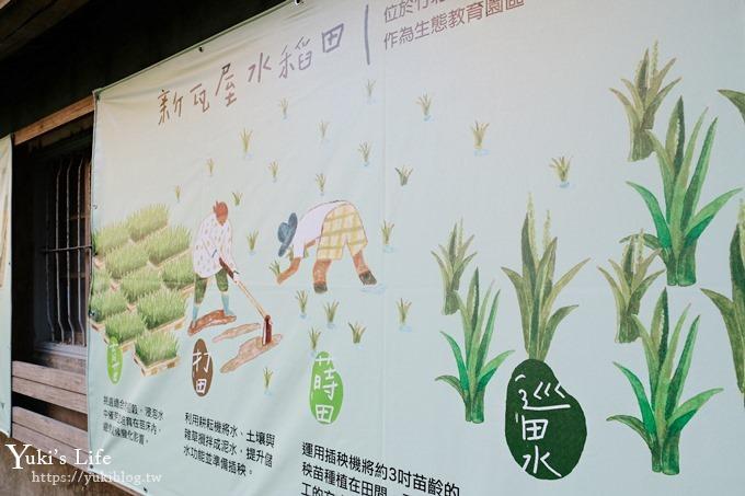 免費新竹景點《新瓦屋客家文化保存區》文創聚落超好拍!賞花、草地野餐親子好去處 - yukiblog.tw