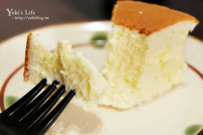 [台北美食]* 順成蛋糕の松山限定版‧輕乳酪蛋糕/起士蛋糕 - yukiblog.tw