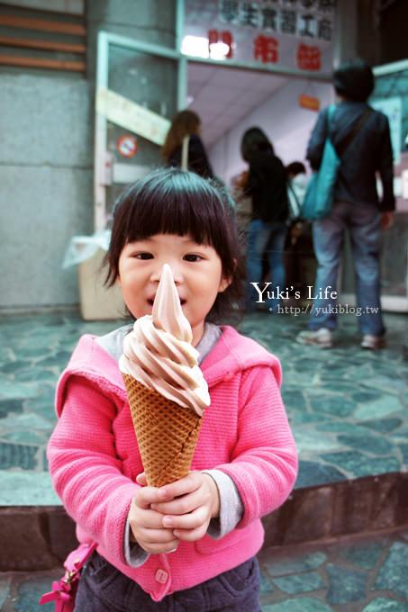 [新莊美食]*輔仁大學‧食品科學系冰淇淋 ~ 佛心來的好吃跟夠份量!