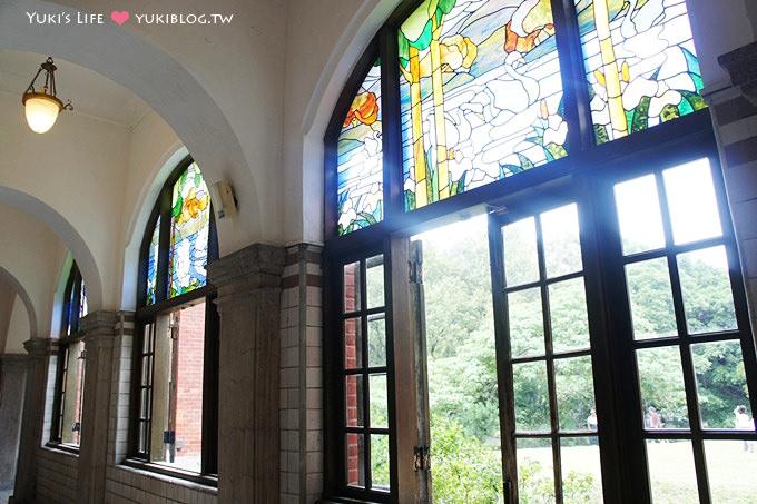 [台北旅遊]*北投溫泉博物館 ~ 國家三級古蹟.free❤ - yukiblog.tw