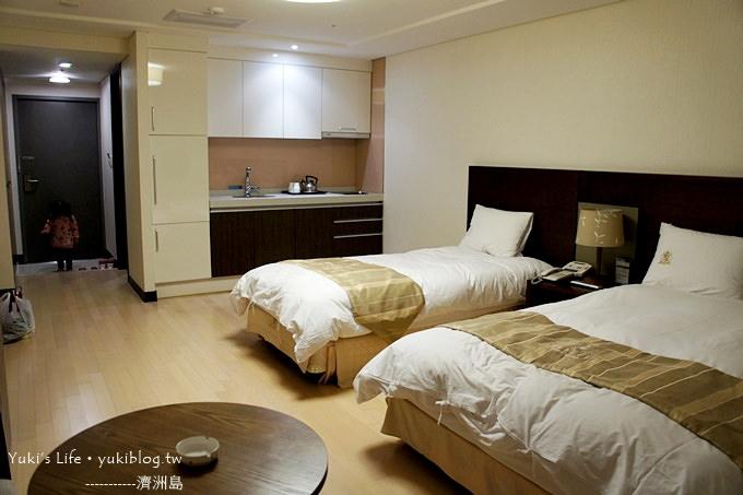 韓國濟洲島住宿【Tameus Golf & Village 渡假村】(五花級酒店)