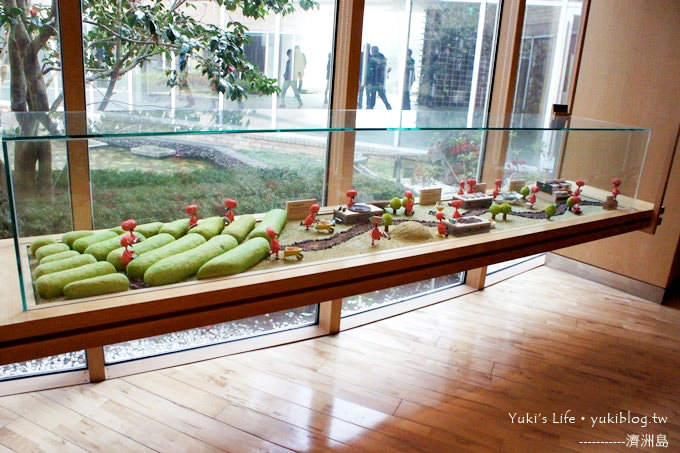 韓國濟洲島旅行【O'sulloc雪綠茶博物館】綠茶冰淇淋超好吃❤ - yukiblog.tw