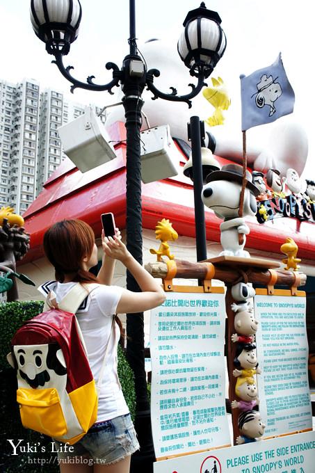 香港snoopy世界